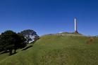 The Maungakiekie-Tamaki ward stretches around One Tree Hill. Photo / Richard Robinson.