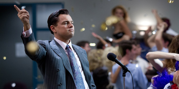 Leonardo DiCaprio plays Jordan Belfort in The Wolf of Wall Street. Recognition of high-flying psychopaths has soared following the GFC.