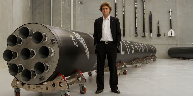 Peter Beck's Rocket Lab is nearly clear to launch from Mahia. Photo: File