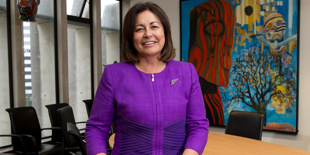 Education Minister Hekia Parata is behind a education shake-up. Photo / Mark Mitchell