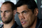 Stephen Kearney was this morning announce as the new Warriors head coach, while Andrew McFadden has been demoted to an assistant role. Photo / Getty