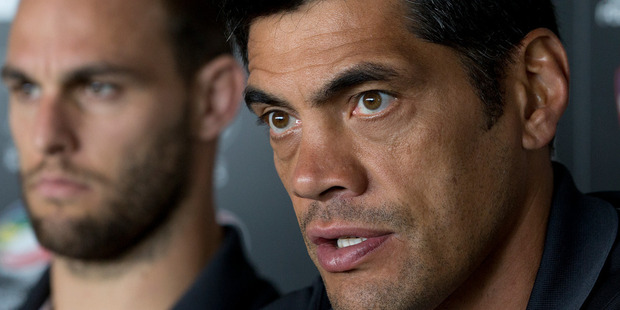 Loading Stephen Kearney was this morning announce as the new Warriors head coach, while Andrew McFadden has been demoted to an assistant role. Photo / Getty