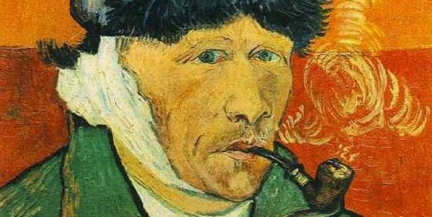 Vincent van Gogh cut off his ear after arguing with Paul Gauguin.
