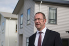 Labour Party leader Andrew Little's attacks on National over housing have not paid off, according to the latest poll. PHOTO/ Nick Reed.