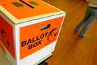 Voter turnout in local authority elections has been steadily falling across New Zealand since the 1980s. Photo / Richard Robinson