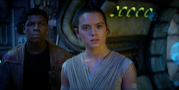 Star Wars: The Force Awakens released December 2015