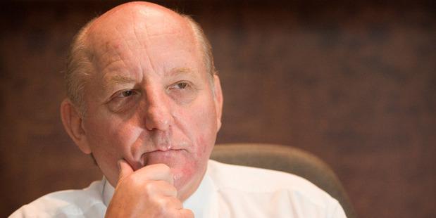 Jim Delegat, managing director of Delegat's Wine Estate. Photo / Greg Bowker