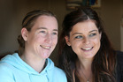 Sisters Kristie Purton and Nikki Reynolds-Wilson have been named finalists in a national award because of their good deeds in helping others. Photo/file