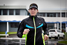 DEDICATED: Louise Dumee will represent New Zealand at the ITU World Long Distance Championships in Oklahoma on September 24. PHOTO/FILE