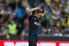 Tim Southee will miss New Zealand's three test series against India. Photo / Brett Phibbs