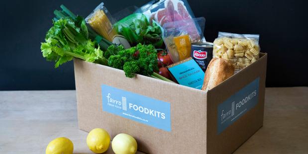 Farro foodkits