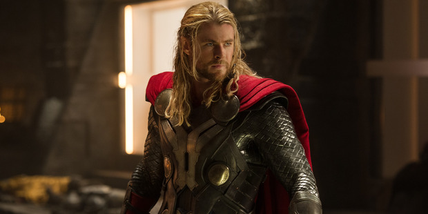 Chris Hemsworth, also known as Thor, was spotted in Whangarei on Wednesday but whether it was the Australian actor or a look-a-like is yet to be confirmed.