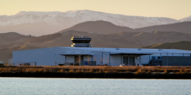 NO GO: Heavy fog stopped planes from landing at Hawke's Bay Airport this morning. PHOTO FILE