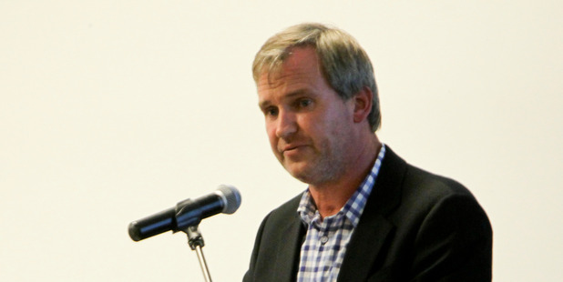 Te Mata Mushrooms director Michael Whittaker says the farm has a way of finding itself in the middle of arguments.