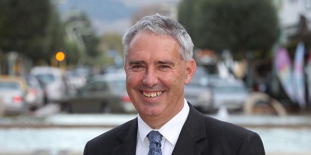 Hastings mayor Lawrence Yule. Photo / Duncan Brown