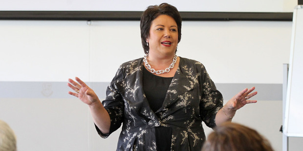 Paula Bennett, has criticised the Chiefs' behaviour. Photo / Duncan Brown