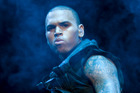 Singer Chris Brown two roommates have to put a request in writing if they want to have a guest over. Photo / NZPA