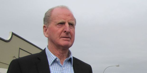 Western Bay of Plenty District mayor Ross Paterson says there are a number of issues facing the Western Bay. Photo/file