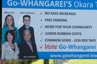 Angela Gill has been forced to withdraw from Whangarei's council elections, as she is not a citizen.