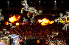 Nitro Circus' stars will bring some hot action to Whangarei in January.
