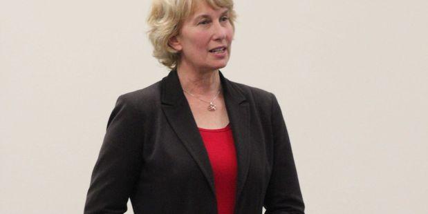 Hamilton mayoral candidate Paula Southgate.