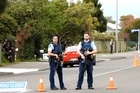 Police lock down Palmerston North after a shooting incident this afternoon