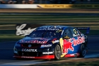 Shane Van Gisbergen in action for the Red Bull Racing team. Picture / Edge Photographics