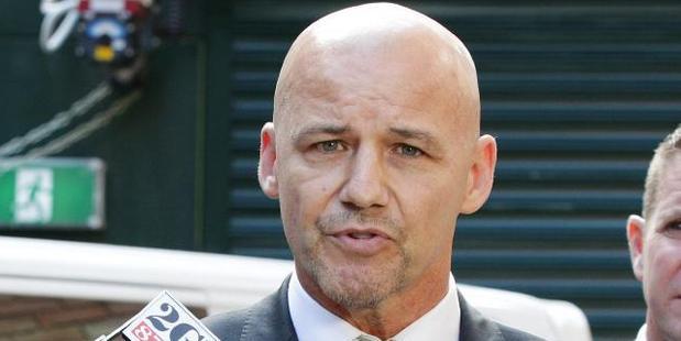 Detective Chief Inspector Gary Jubelin. Photo / News.com.au