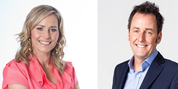 Mike Hosking and Bernadine Oliver-Kerby have rejected reports of a studio walkout by Oliver-Kerby.