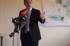 Bill English announces 1200 new homes replacing 300 state houses in Northcote, Auckland