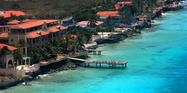 The Caribbean island of Bonaire. Photo / Creative Commons image by Wikimedia user V.Vergne