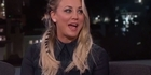 Watch: Kaley Cuoco Secretly Shows Horses