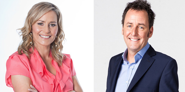 """Bernadine Oliver-Kerby says what she really thinks about Mike Hosking's """"man's time""""."""