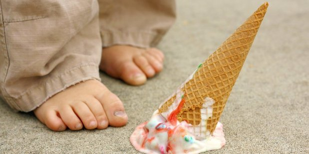 Scientists have disproven the five-second rule. Photo: Christin Lola / Fotolia