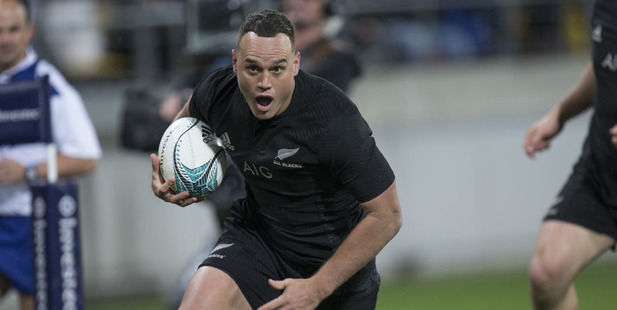 'No game is easy,' says All Black Israel Dagg. Photo / Mark Mitchell