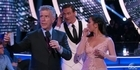 Raw : Protestors rush Ryan Lochte on Dancing With The Stars