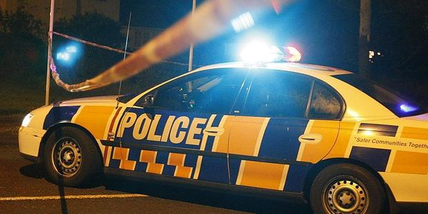 Police have arrested a person after incident in Temuka tonight which left two injured, one critically. Photo / File.