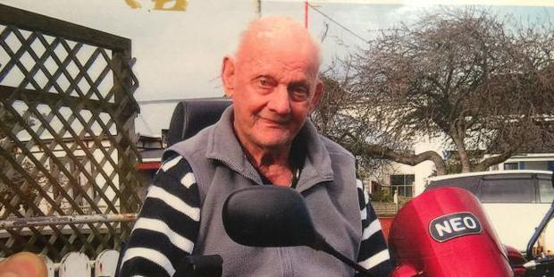 Missing man Norman Jones has been found. Photo / Supplied.