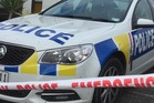 Police were called to Hastings TOP 10 Holiday Park this morning after a man was left nursing serious injuries in an attack. Photo / NZ Herald
