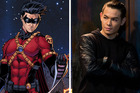 Ryan Potter wants to be the next Tim Drake - every Batman needs a Robin, right? Photos / DC, Getty Images