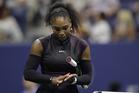 Serena Williams. Photo / AP