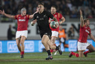 Wales played three tests against the All Blacks during June this year. Photo / Brett Phibbs