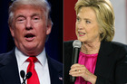 Donald Trump and Hillary Clinton have come under attack from former US Secretary of State Colin Powell. Photo / AP
