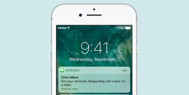 Here's what  to expect from Apple's iOS 10 update - rolling out around the world today. Photo / Getty Images