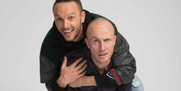 Jono and Ben will host the 2016 VNZMA music awards. Exclusive to TimeOut.