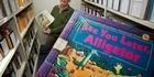Lynmore School librarian retires