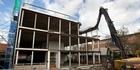 Demolition of Rotorua's Community House