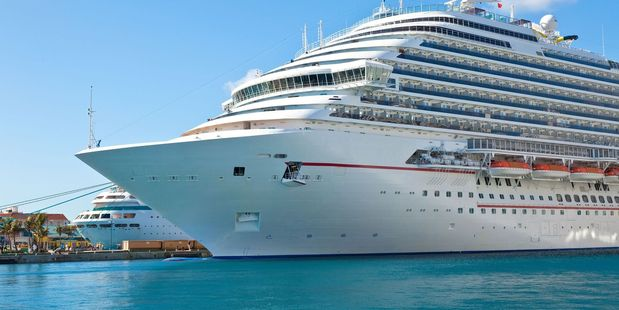 A cruise ship worker has opened up about the alleged low pay, cramped rooms and incestuous behaviour he experienced at sea. Photo / www.123rf.com
