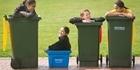 Recycling bins launch