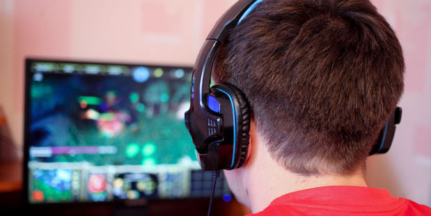 Research shows an alarming link between unemployment and video games. Photo / 123RF